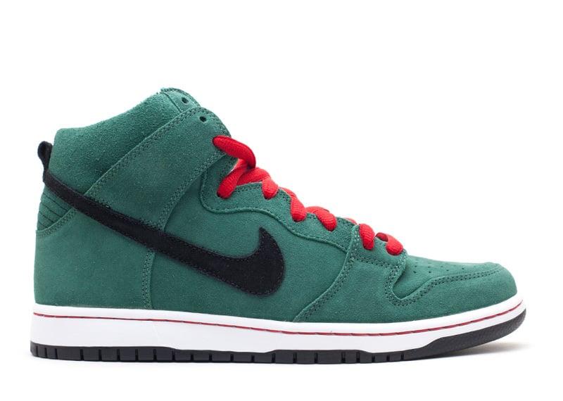 """Nike SB Dunk High """"Heineken"""""""