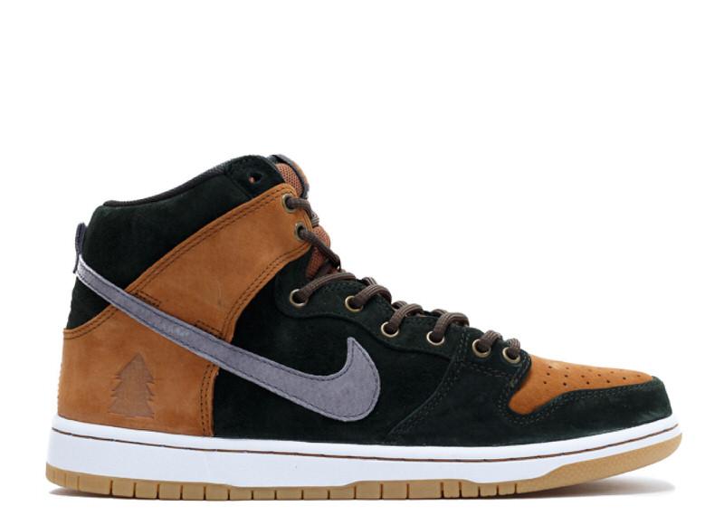 "Nike SB Dunk High ""Homegrown"""