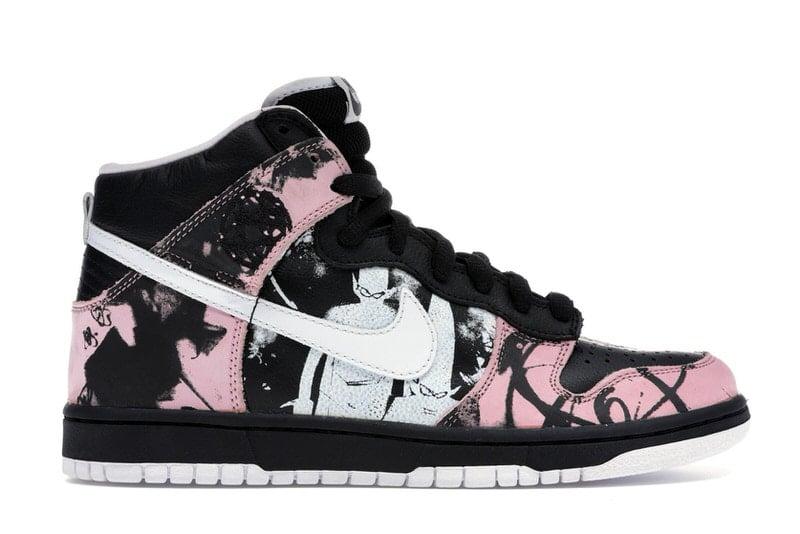 """Nike SB Dunk High """"U.N.K.L.E."""""""