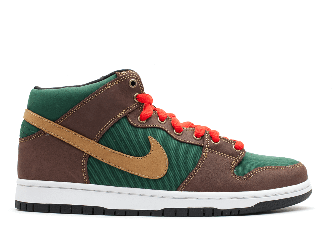 "Nike SB Dunk Mid ""Noble Green"""