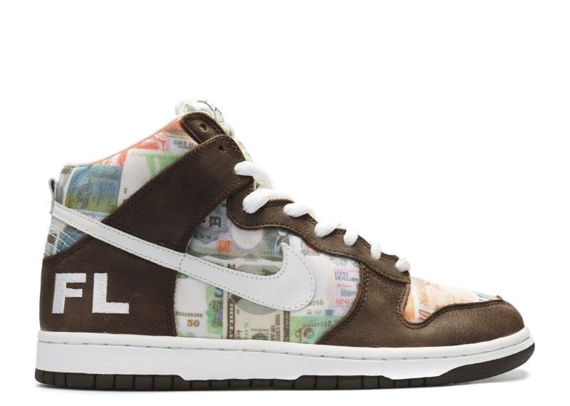 """Nike SB Dunk High """"FLOM"""""""