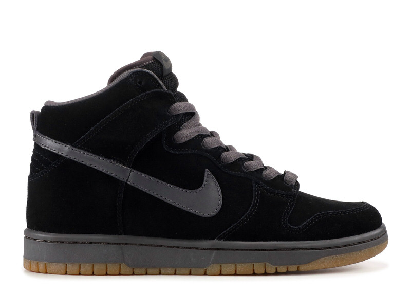 "Nike SB Dunk High ""Midnight Fog"""