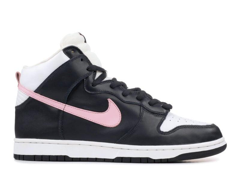 "Nike SB Dunk High ""Shy Pink"""