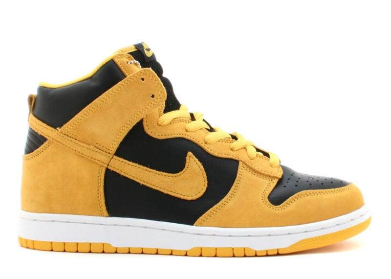 "Nike SB Dunk High ""Iowa"""