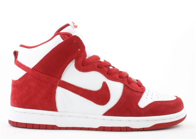 "Nike SB Dunk High ""St. John's"""