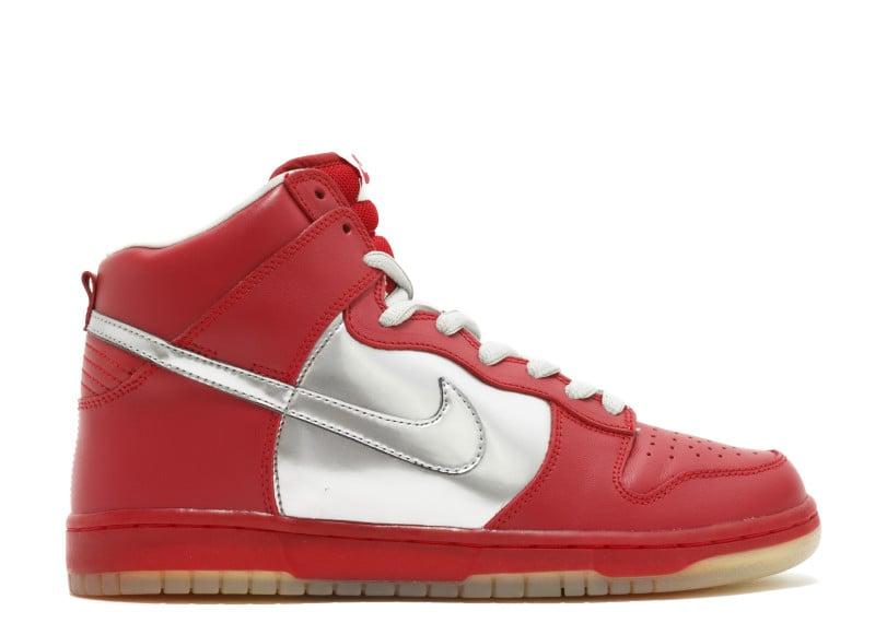 "Nike SB Dunk High ""Mork and Mindy"""