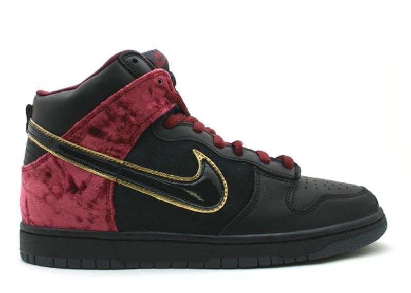 "Nike SB Dunk High ""Bloody Sunday"""
