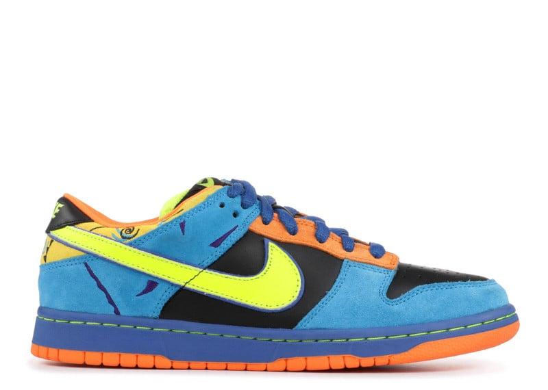 """Nike SB Dunk Low """"Skate or Die"""""""