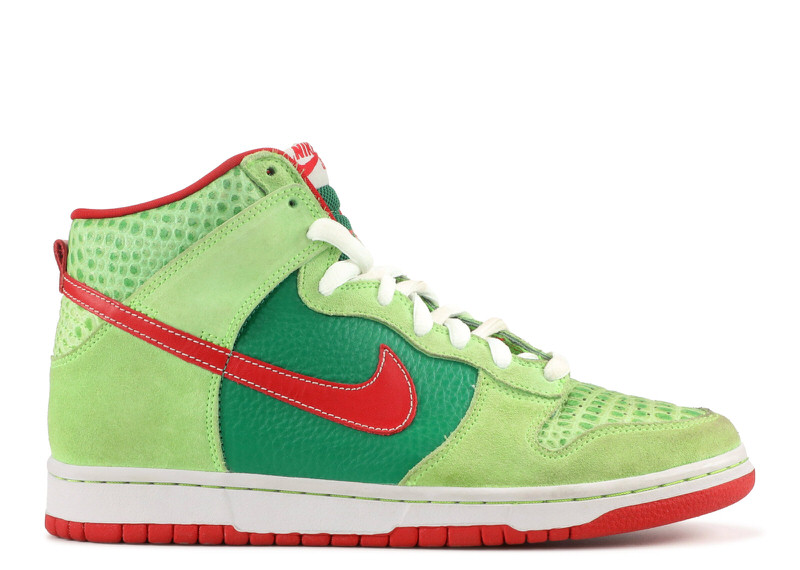 "Nike SB Dunk High ""Dr. Feelgood"""