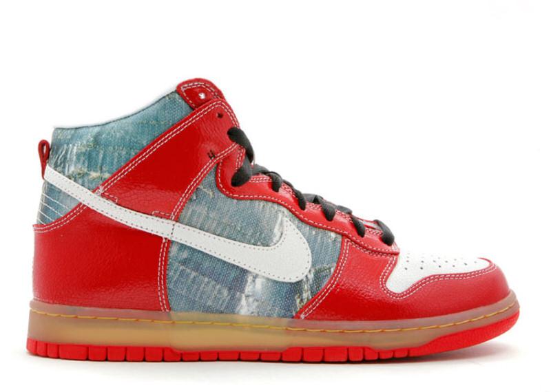 "Nike SB Dunk High ""Shoe Goo"""