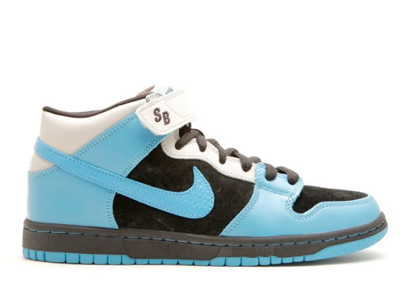 """Nike SB Dunk Mid """"Aqua Fuel"""""""