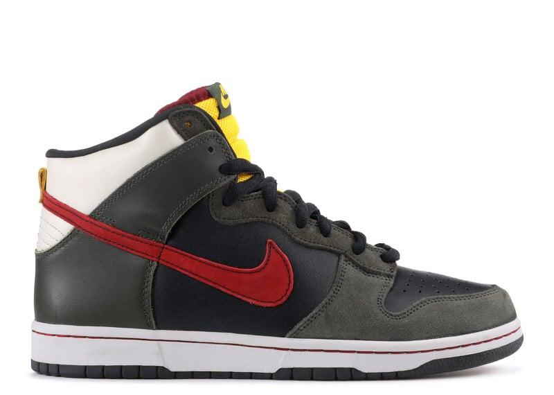 "Nike SB Dunk High ""Boba Fett"""