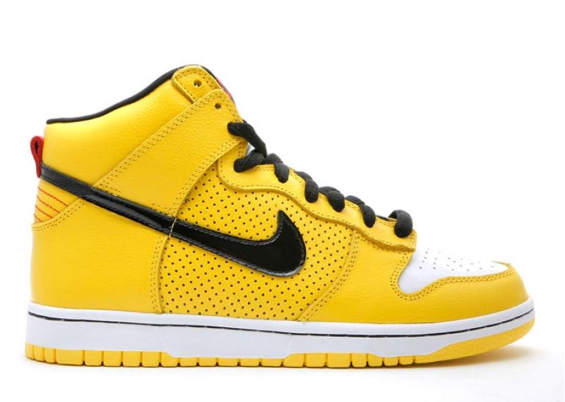 """Nike SB Dunk Hig """"Wet Floor"""""""