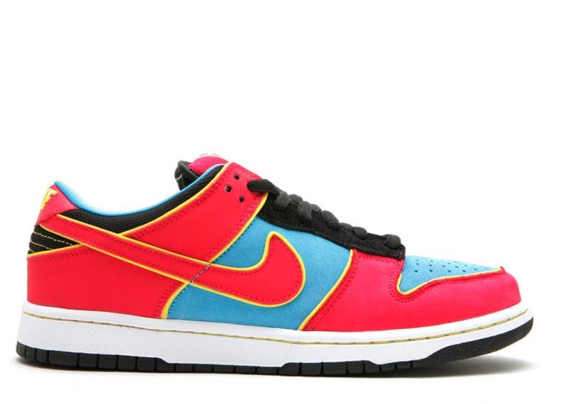 """Nike SB Dunk Low """"Ms. Pac Man"""""""