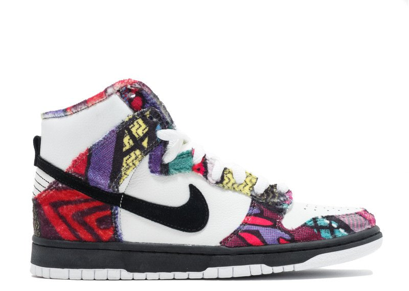 "Nike SB Dunk High ""Huxtable"""
