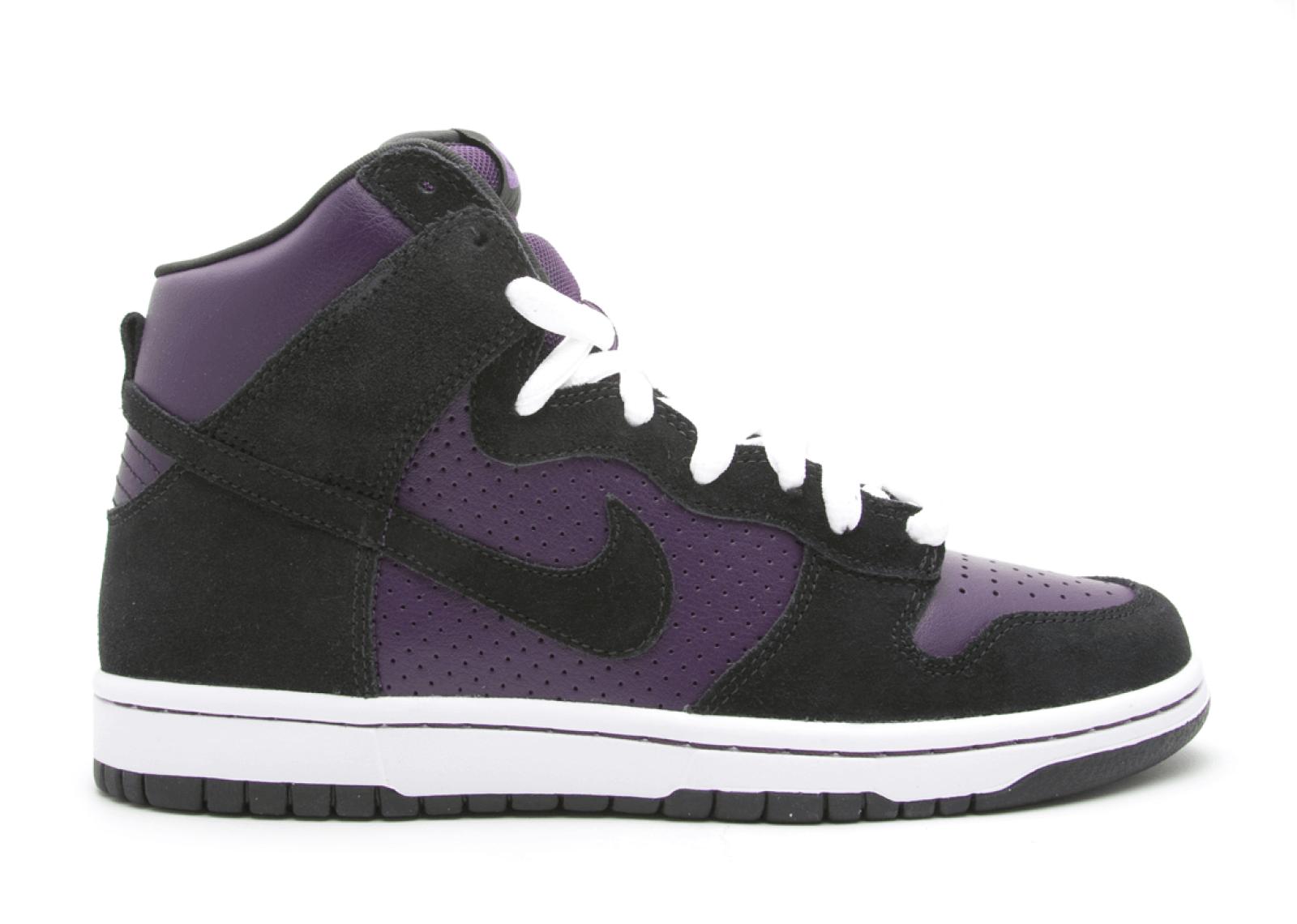 "Nike SB Dunk High ""Grand Purple"""