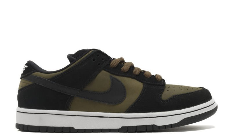 "Nike SB Dunk Low ""Loden"""