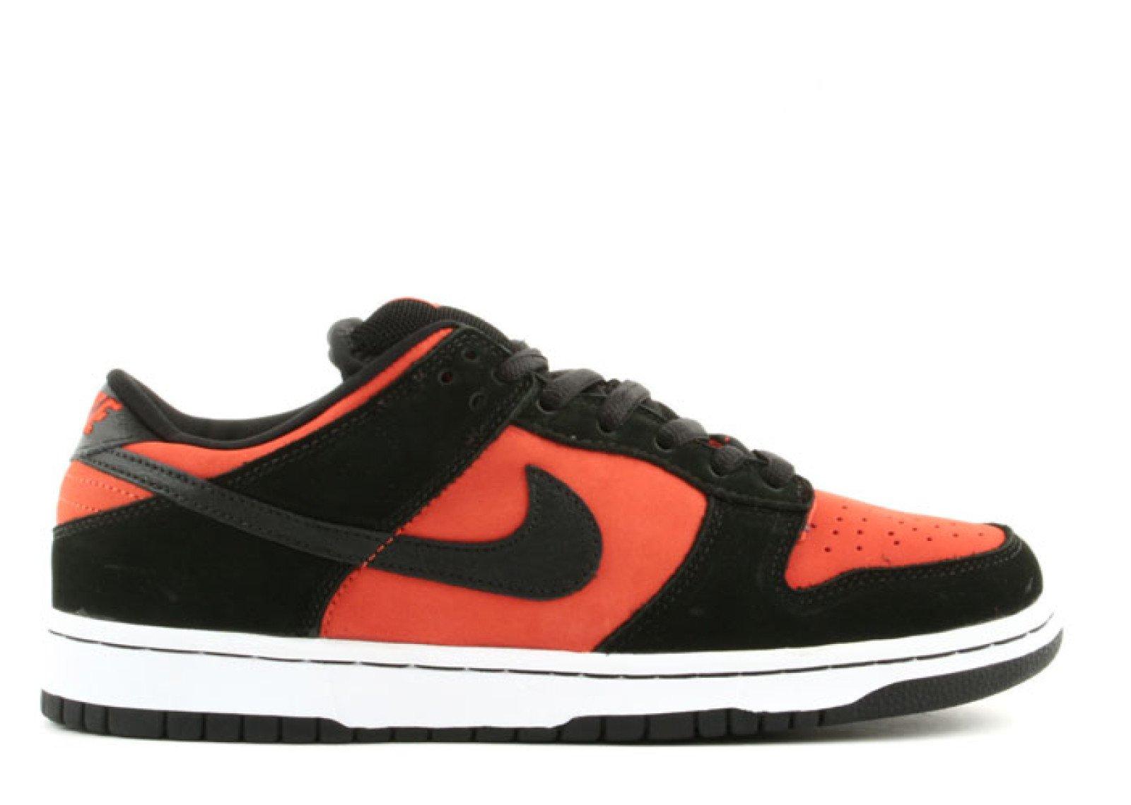 """Nike SB Dunk Low """"Orange Flash"""""""