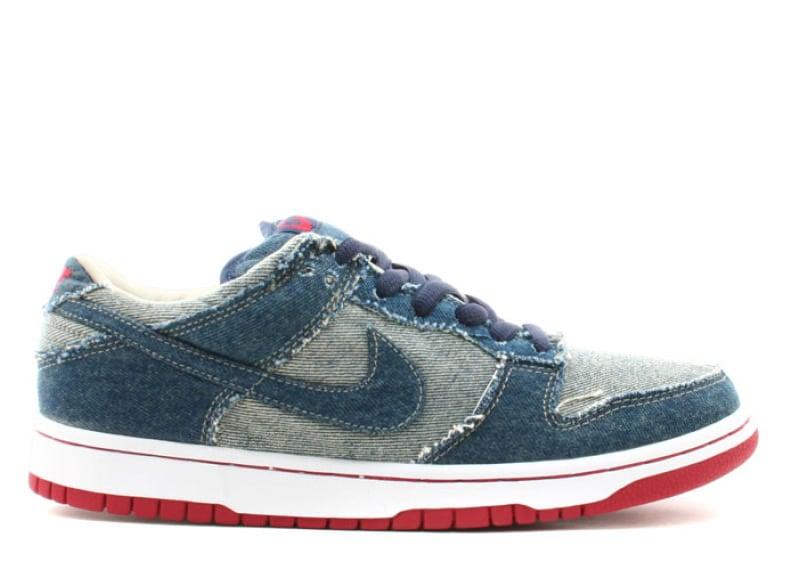 "Nike SB Dunk Low ""Denim"""