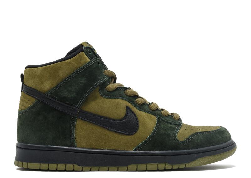 """Nike SB Dunk Low """"Hulk"""""""