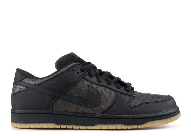 "Nike SB Dunk Low ""Ostrich"""
