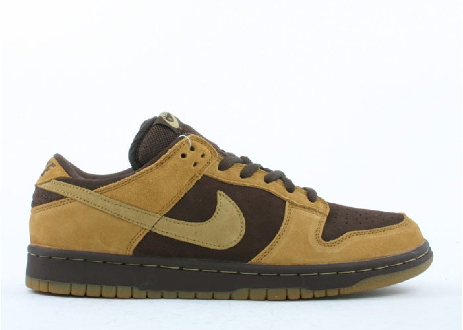 "Nike SB Dunk Low ""Brown Pack"""