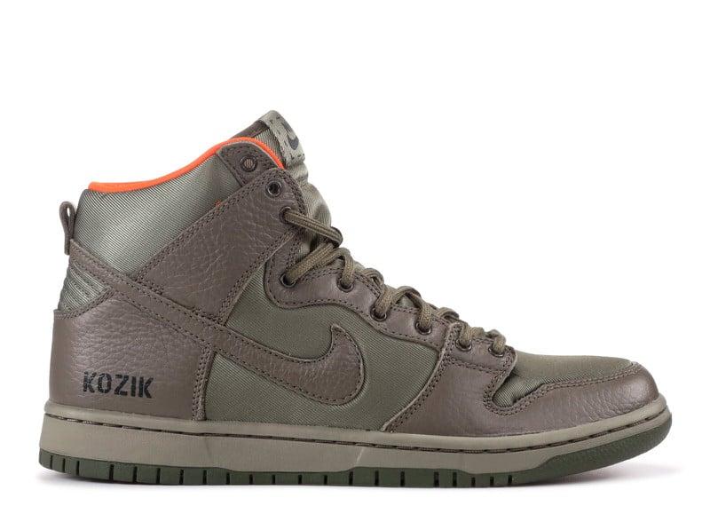 Frank Kozik x Nike SB Dunk High