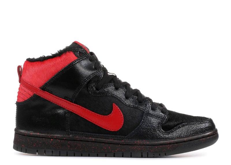 """Nike SB Dunk High """"Krampus"""""""