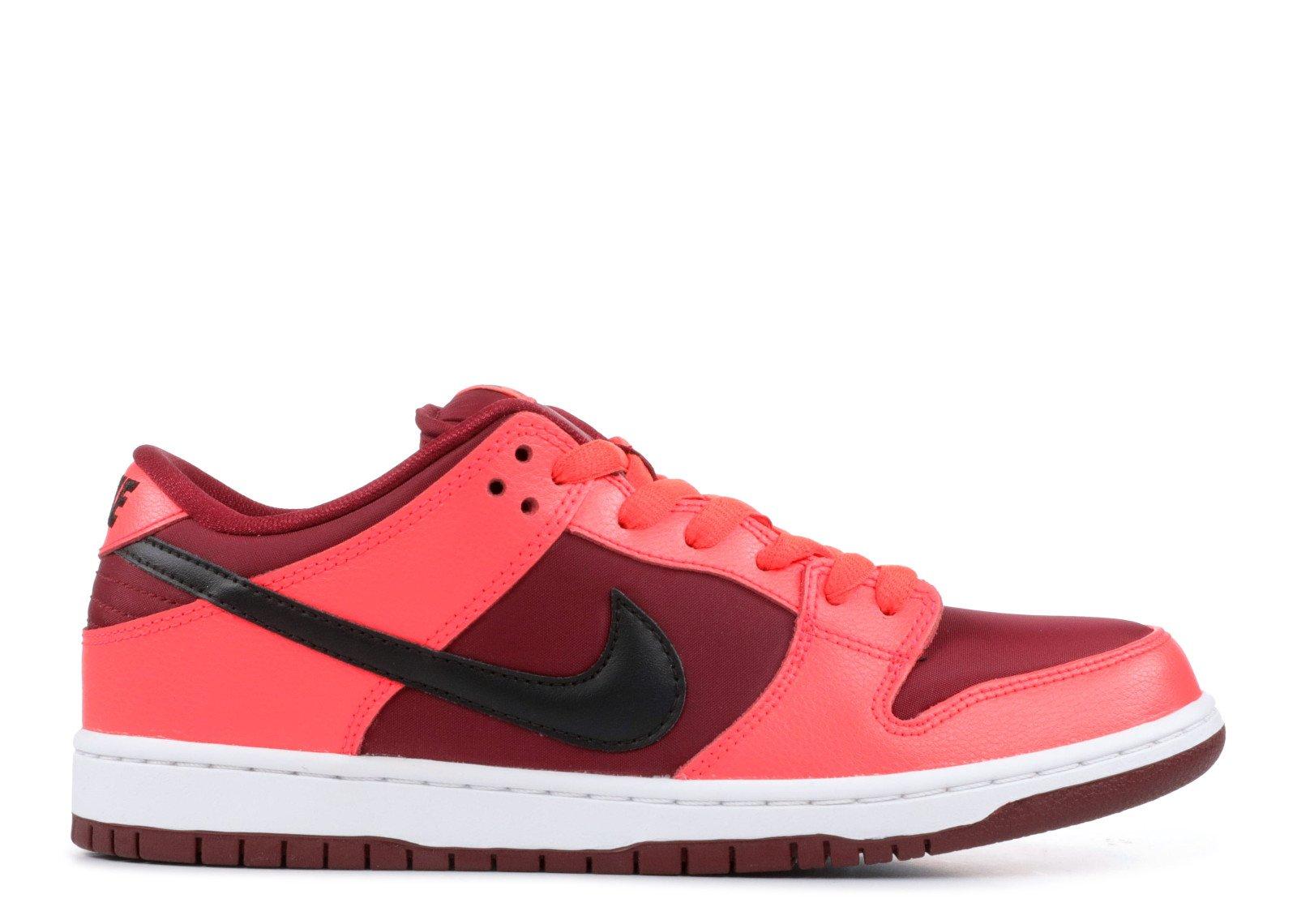 """Nike SB Dunk Low """"Laser Crimson"""""""