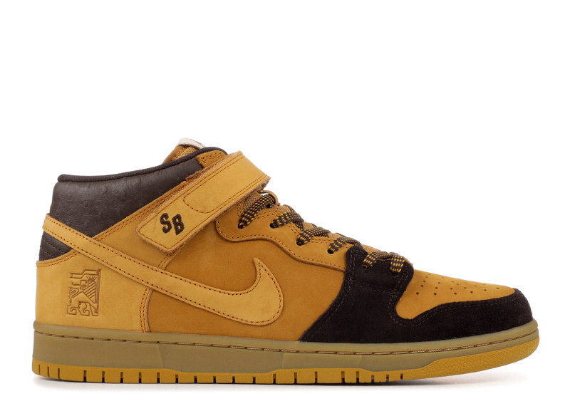 "Nike SB Dunk Mid ""Lewis Marnell"""