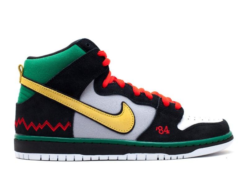 "Nike SB Dunk High ""McRad"""