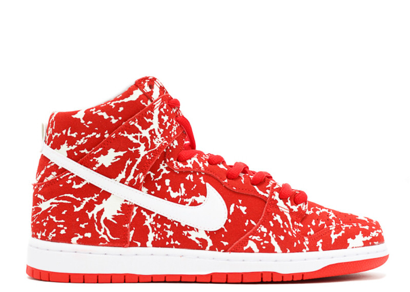 """Nike SB Dunk High """"Raw Meat"""""""