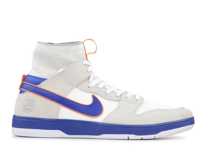 Medicom x Nike SB Dunk High Elite