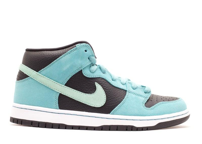 """Nike SB Dunk Mid """"Mint"""""""