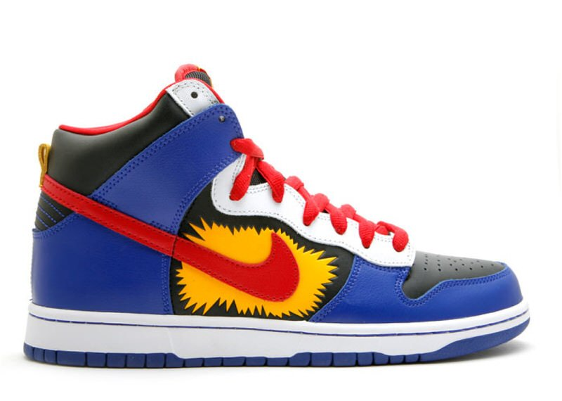 """Nike SB Dunk High """"Boom"""""""