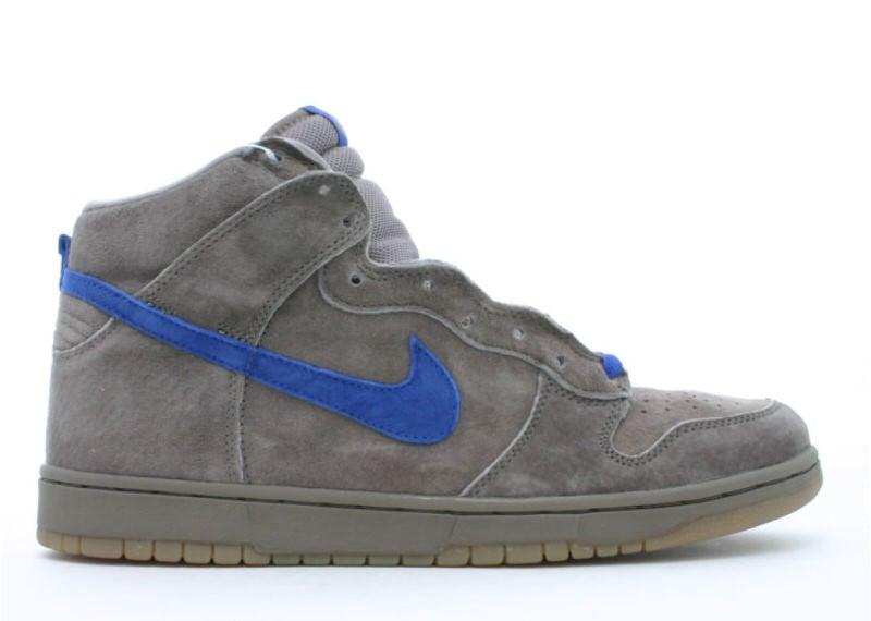 """Nike SB Dunk High """"Iron"""""""