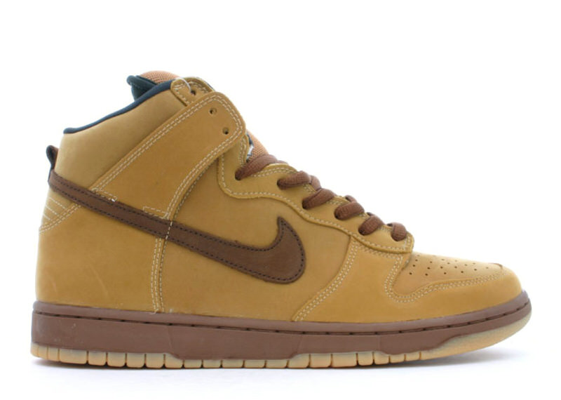 "Nike SB Dunk High ""Maple"""