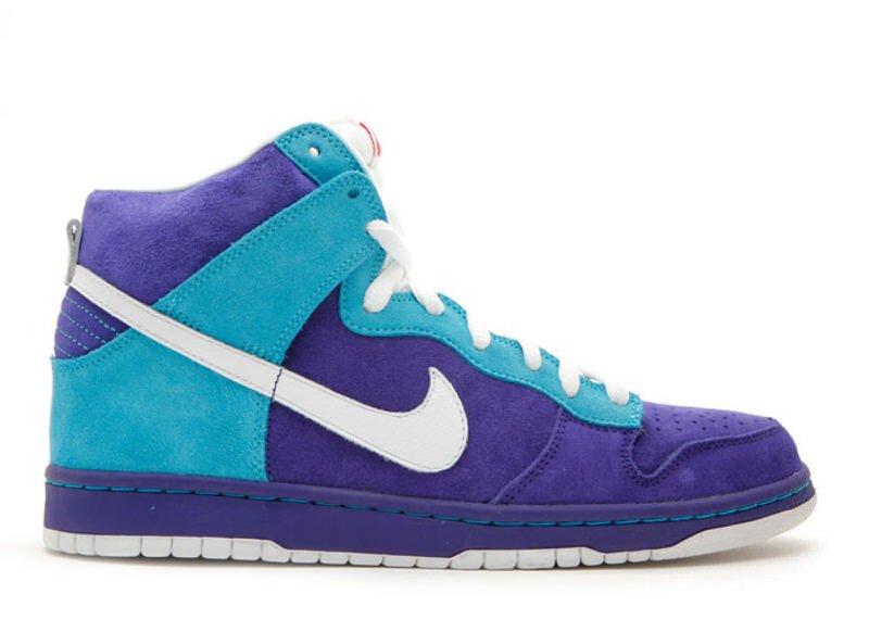 "Nike SB Dunk High ""Oceanic Airlines"""
