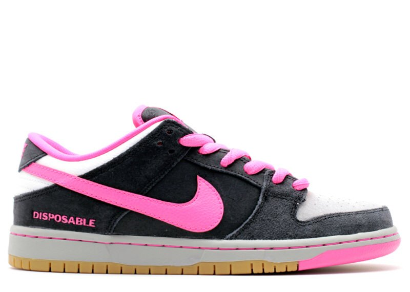 "Todd Bratrud x Nike SB Dunk Low ""Disposable"""