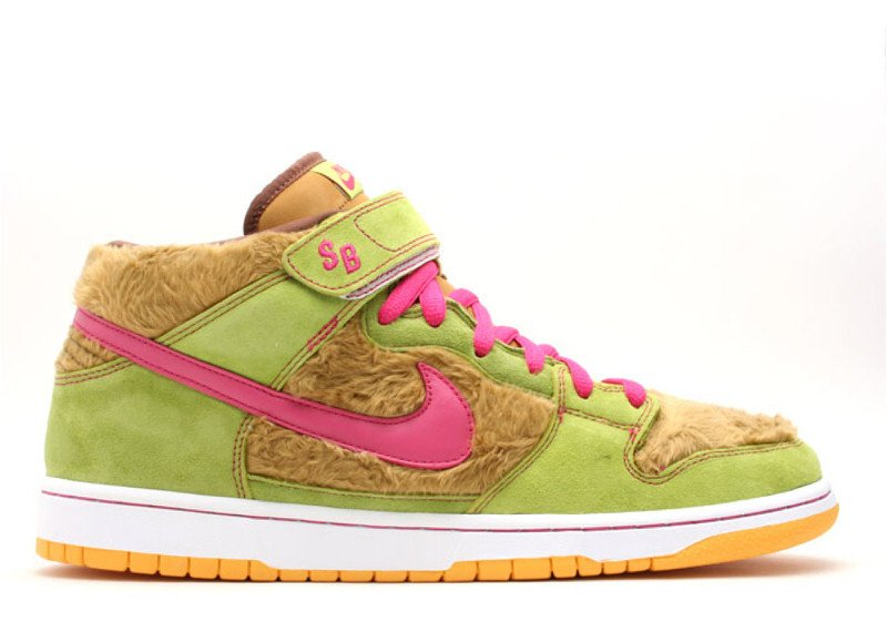 "Nike SB Dunk Low ""3 Bears"""