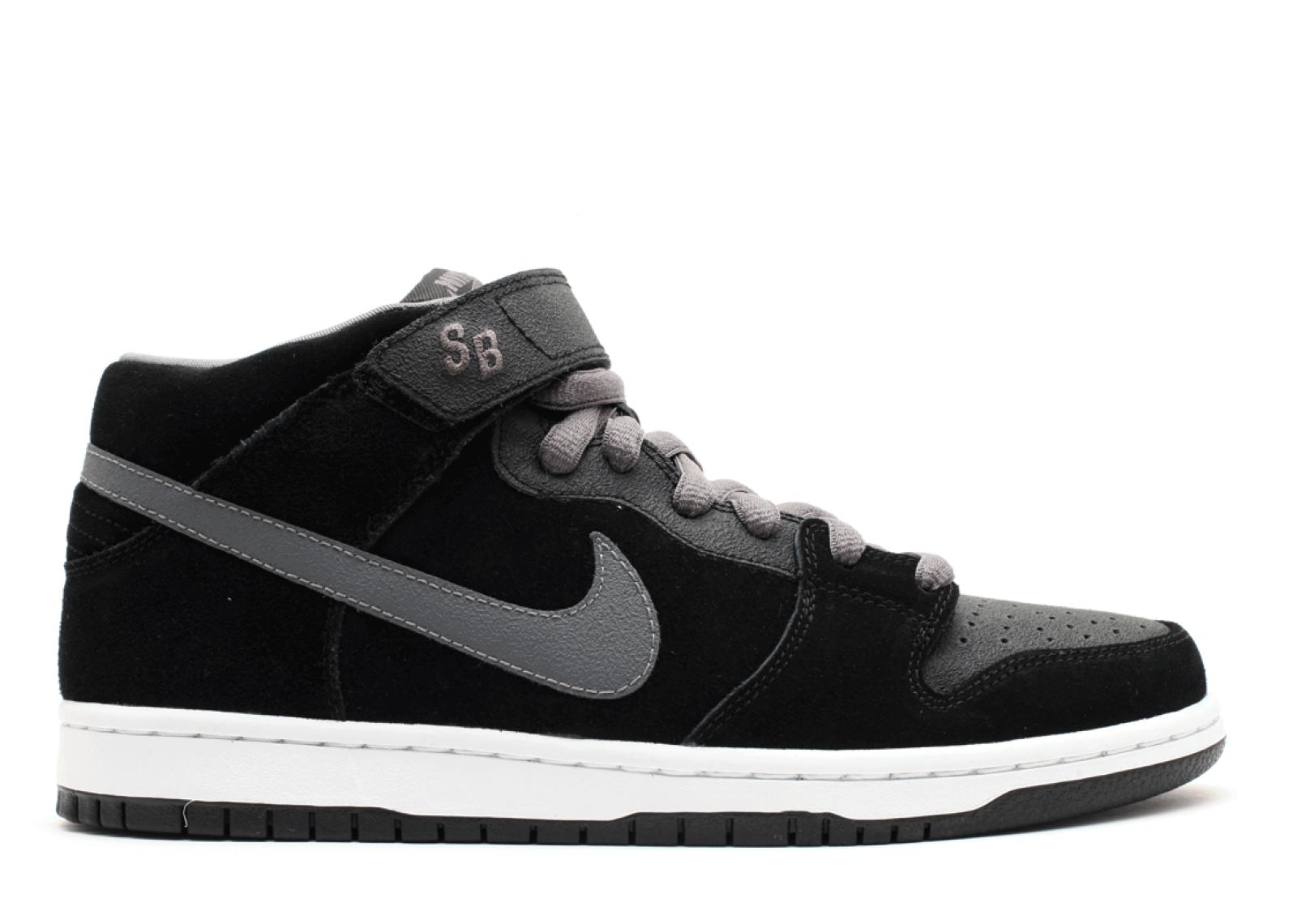 "Nike SB Dunk Mid ""Griptape"""