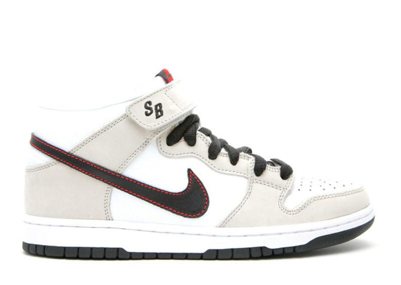"Nike SB Dunk Mid ""Light Bone"""
