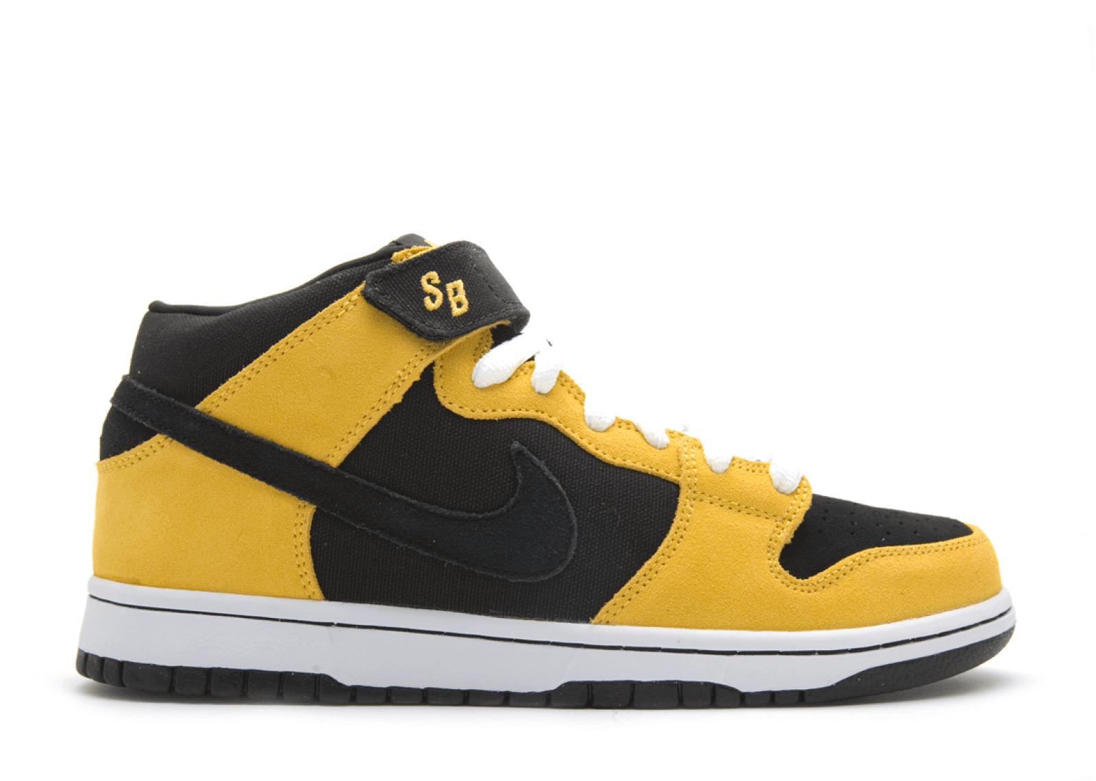"Nike SB Dunk Mid ""Wu-Tang"""