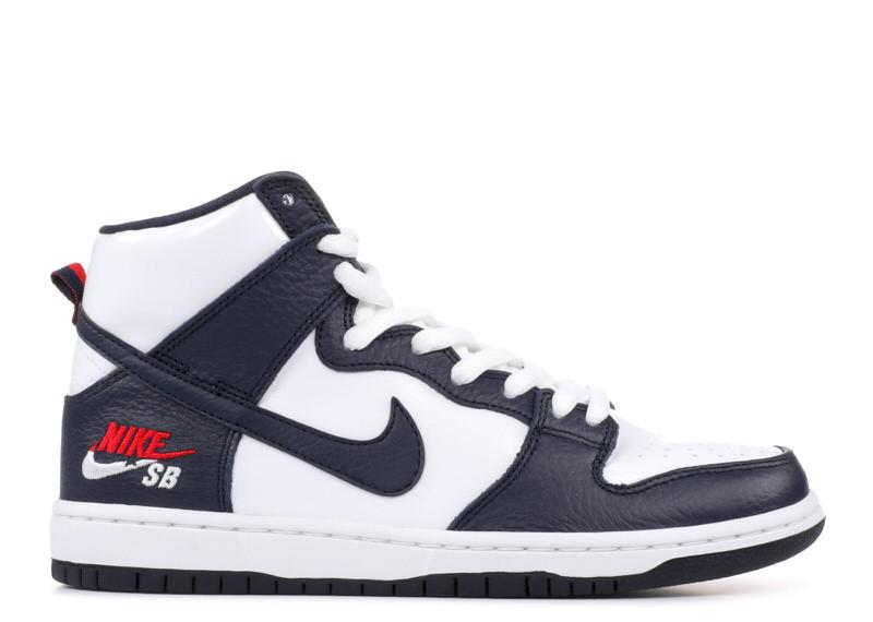 """Nike SB Dunk High """"Obsidian"""""""