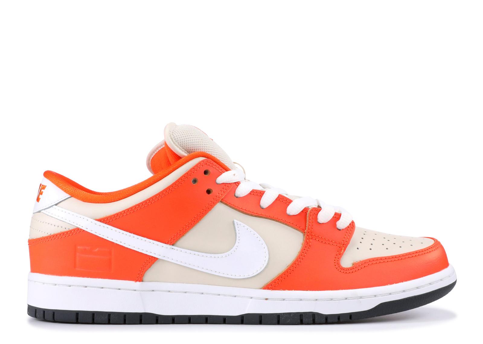 """Nike SB Dunk Low """"Orange Box"""""""