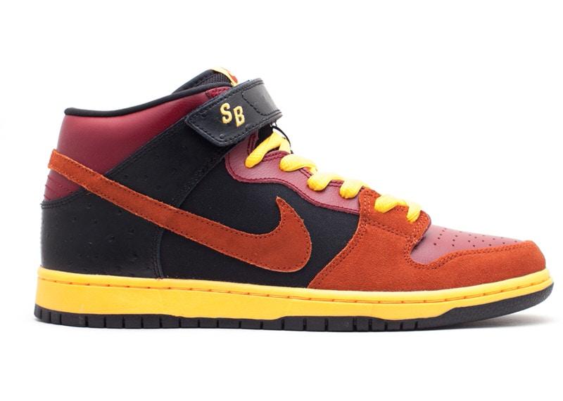 "Nike SB Dunk Mid ""Ostrich"""