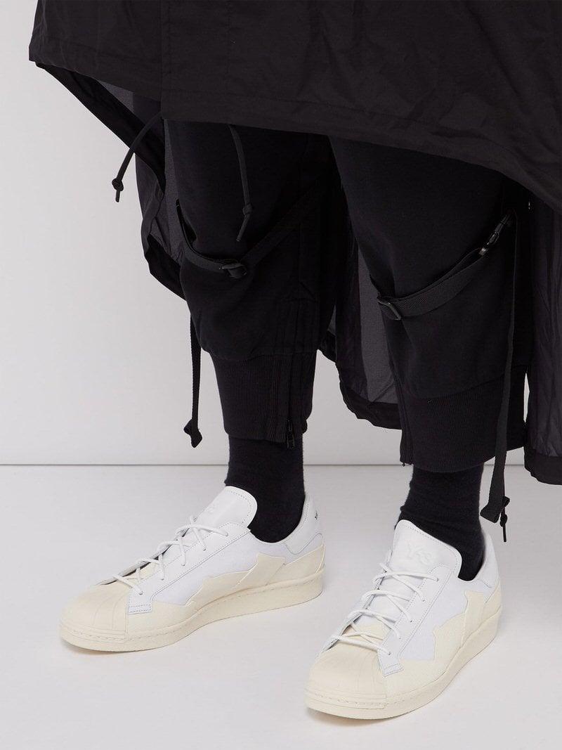 Yohji Yamamoto Looks to adidas