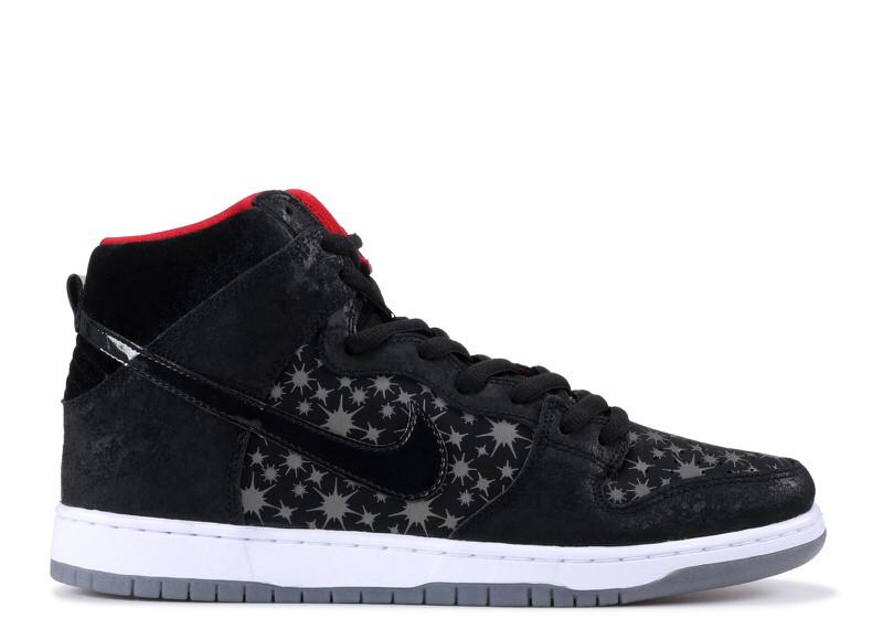 "Brooklyn Projects x Nike SB Dunk High ""Paparazzi"" GR"