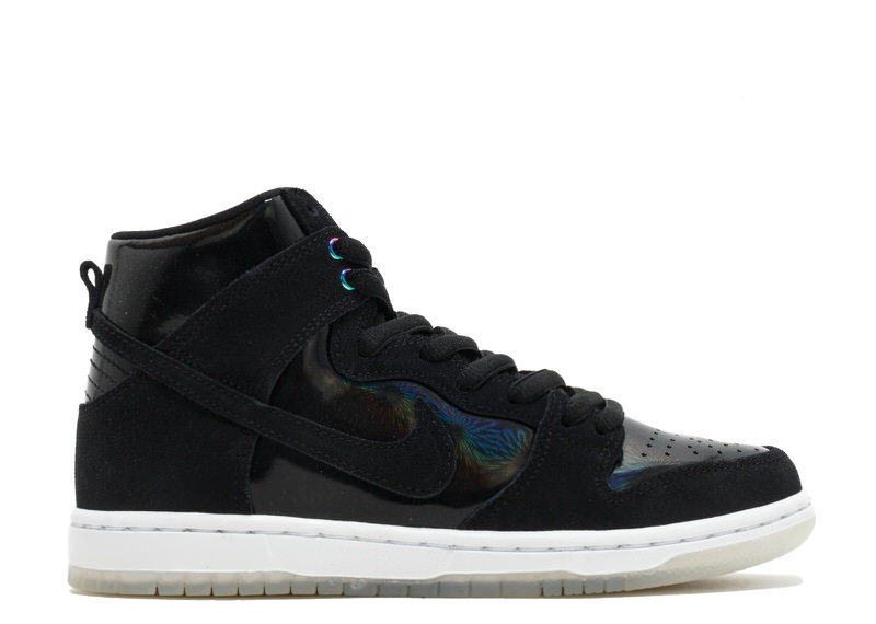 "Nike SB Dunk High ""Patent Leather"""