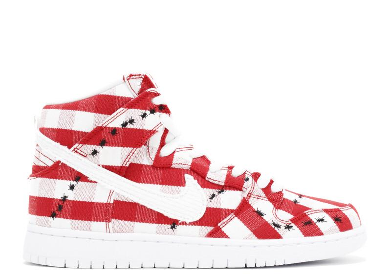 """Nike SB Dunk High """"Picnic"""""""